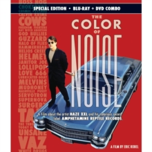 The Color of Noise, Blu-ray DVD