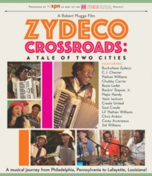 Zydeco Crossroads - A Tale of Two Cities, Blu-ray BluRay