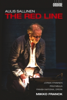 The Red Line: Finnish National Opera (Franck), DVD DVD
