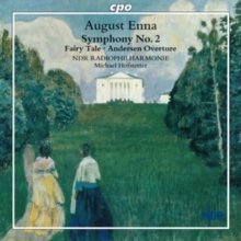 August Enna: Symphony No. 2, CD / Album Cd