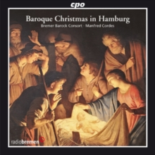 Baroque Christmas in Hamburg, CD / Album Cd