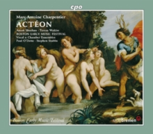 Marc-Antoine Charpentier: Acteon, CD / Album Cd