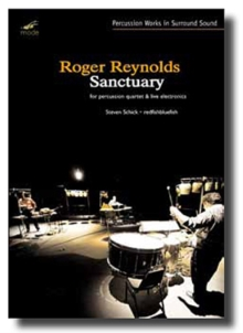Roger Reynolds: Sanctuary, DVD DVD