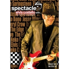 Spectacle - Elvis Costello With...: Season 2, DVD  DVD
