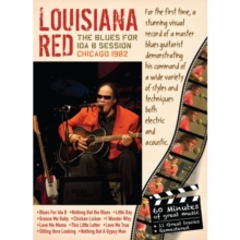Louisiana Red: The Blues for Ida B Session - 1982, DVD  DVD