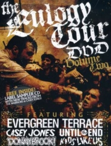 Eulogy Tour: Volume 2, DVD  DVD
