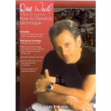 Dave Weckl: A Natural Evolution - 1 - How to Develop Technique, DVD  DVD