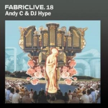 Fabriclive 18 (Mixed By Andy C and Dj Hype), CD / Album Cd