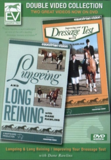 Improving Your Dressage Test/Lungeing and Long Reining, DVD  DVD