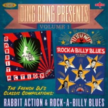 Rabbit Action/Rock-a-Billy Blues, CD / Album Cd