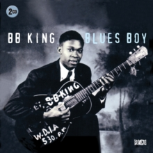 Blues Boy, CD / Album Cd