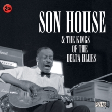 Son House and the Kings of the Delta Blues, CD / Album Cd