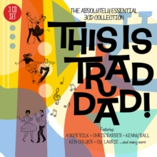 This Is Trad Dad!: The Absolute Essential 3CD Set, CD / Box Set Cd