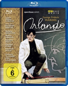 Orlando: Zurich Opera House (Christie), Blu-ray  BluRay