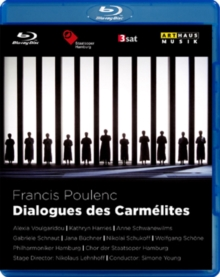 Dialogues of the Carmelites: Staatsoper Hamburg (Young), Blu-ray  BluRay