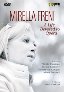 Mirella Freni: A Life Devoted to Opera, DVD  DVD