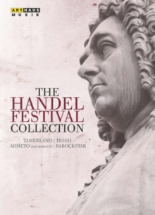The Handel Festival Collection, DVD DVD