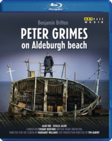 Peter Grimes On Aldeburgh Beach, Blu-ray  BluRay