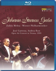 Johann Strauss Gala, Blu-ray  BluRay