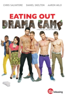 Eating Out 4 - Drama Camp, DVD  DVD