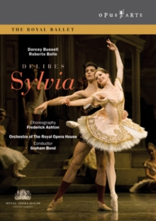 Sylvia: Royal Opera House, Covent Garden, DVD  DVD