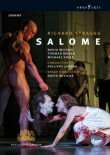 Salome: Royal Opera House (Jordan), DVD DVD