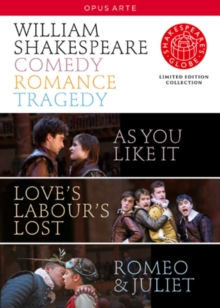 Shakespeare's Globe: Comedy, Romance, Tragedy