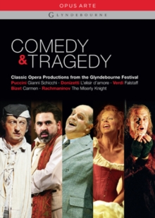 Glyndebourne: Comedy and Tragedy Collection, DVD  DVD