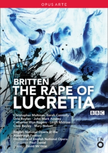 The Rape of Lucretia: English National Opera (Daniel), DVD DVD