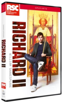 Richard II: Royal Shakespeare Company, DVD DVD