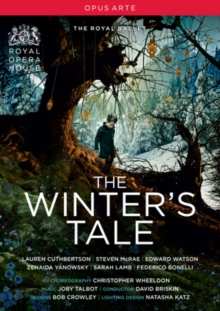 The Winter's Tale: The Royal Ballet, DVD DVD