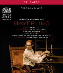 Mayerling: Royal Ballet (Wordsworth), Blu-ray  BluRay