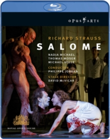 Salome: Royal Opera House (Jordan), Blu-ray BluRay