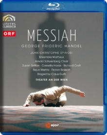 Handel's Messiah: Ensemble Matheus (Spinosi), Blu-ray  BluRay