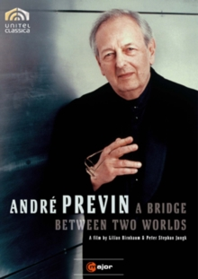 Andre Previn: A Bridge Between Two Worlds, DVD DVD