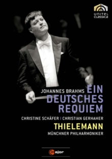 Brahms: Ein Deutsches Requiem (Thielemann), DVD  DVD