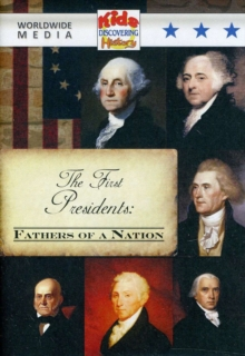 The First Presidents - Fathers of a Nation, DVD DVD