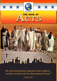 The Visual Bible: The Book of Acts, DVD DVD