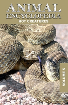 Animal Encyclopedia: Volume 5 - Hot Creatures, DVD  DVD