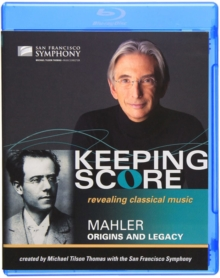 Mahler - Origins and Legacy: San Francisco Symphony..., Blu-ray  BluRay