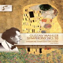 Mahler: Symphony No. 10 (Shui), Blu-ray  BluRay