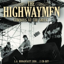 Cowboys at the Greek: L.A. Broadcast 1996