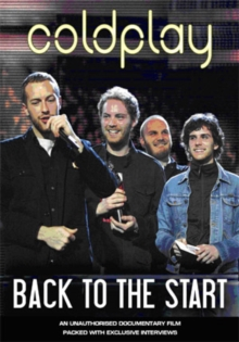 Coldplay: Back to the Start, DVD  DVD