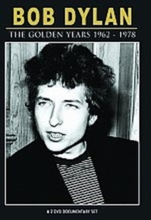 Bob Dylan: The Golden Years - 1962-1978, DVD  DVD