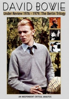 David Bowie: Under Review 1976-79 - The Berlin Trilogy, DVD  DVD