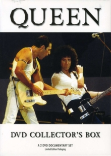Queen: DVD Collector's Box, DVD  DVD