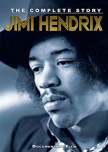 Jimi Hendrix: The Complete Story, DVD  DVD