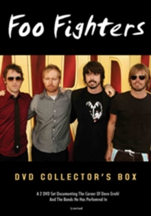 Foo Fighters: DVD Collectors Box, DVD  DVD
