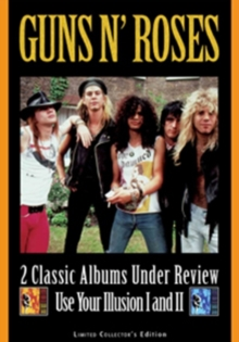 Guns 'n' Roses: Under Review - Use Your llusion I and II, DVD  DVD