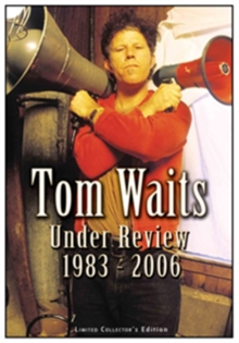 Tom  Waits: Under Review, DVD  DVD